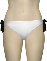 Lise Charmel Antigel La Sporty Naiade Tie Side Brief EBA0126 - Blanc