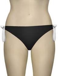 Lise Charmel Antigel La Sporty Naiade Tie Side Brief EBA0126 - Noir