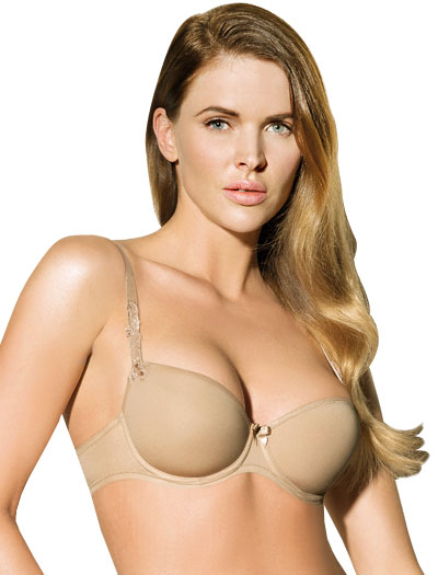 Lise Charmel Antinea Essentiel Fit 3D Spacer Bra DCC2689 - Skin Rose