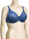 Lunaire Engineered Lace Underwire Bra 29211 - Lake