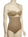 Lunaire Instant Shaping High Waist Control Brief 3253K - Nude