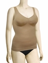 Lunaire Instant Shaping Non-Wire Shaper Cami 62114 - Cafe / Mocha