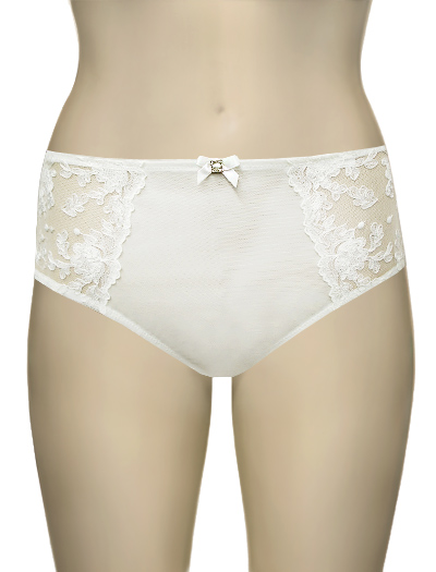 Lunaire Whimsy Chelsea Panty 18032 - Ivory