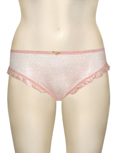 Lunaire Whimsy Honolulu Cheeky Panty 19335 - Pink