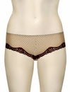 Lunaire Whimsy Aruba Boyshort 16132 - Cafe Dot