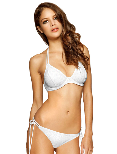 Find white underwire bikini at ShopStyle. Shop the latest collection of white underwire bikini from the most popular stores - all in one place.