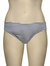 Miss Mandalay Hamptons Ring Bikini Brief HAM02SRB - Stripe