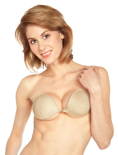 NuBra Feather Lite Adhesive Bra F700 - Nude