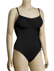 Panache Anna Underwire One Piece Swimsuit SW0500 - Black