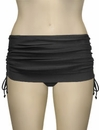 Panache Anya Skirted Brief SW0888 - Black