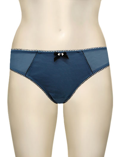 Panache Black Eclipse Brief 7832 - Teal