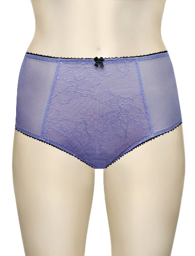 Panache Sculptresse Liberty Full Brief 7902 - Deep Lilac