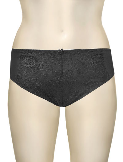 Panache Sculptresse Rosie Full Brief 6912 - Black