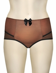 Parfait Charlotte High Waist Brief 6917 - Bronze
