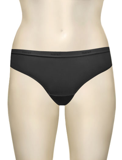 Parfait Lynn Brazilian Thong P13014 - Black