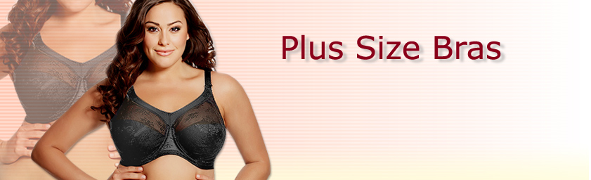 Plus Size Bras - Shop at Linda the Bra Lady for Plus Size Bras