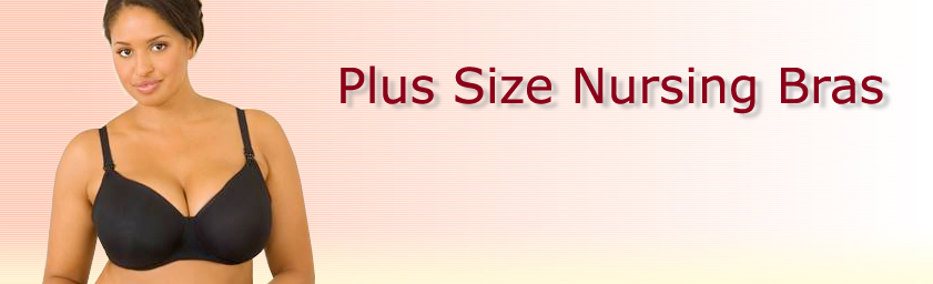 Plus Size Nursing Bras - Shop at Linda's for Plus Size Nursing Bras