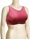 Royce Impact Free Full Cup Cotton Sports Bra S1149 - Coral