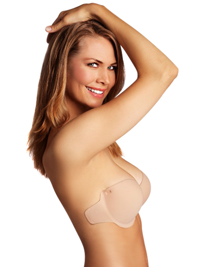 Sassybax Very Bare Adhesive Backless Bra VB14 - Nude