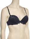 Simone Perele Amour Push Up w/ Racerback Bra 13R340 - Anthracite