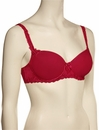Simone Perele Andora 3D Molded Bra 131343 - Poppy Red