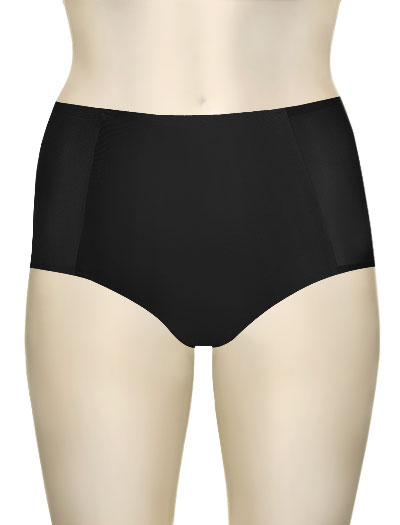 Simone Perele Invisi'bulles Control Brief 158610 - Black