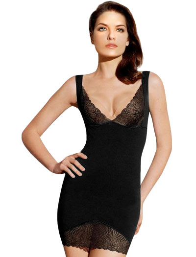 Simone Perele Top Model Dress Shaper 16R942 - Black