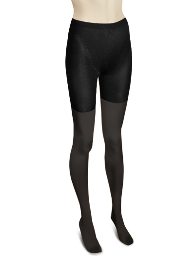 Spanx Super Shaping Sheers 913 - Black