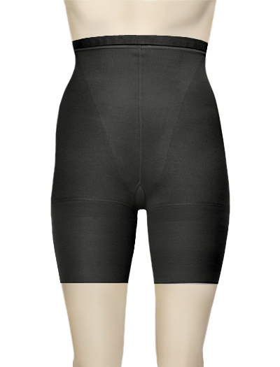 Spanx New & Slimproved High Waisted Power Panties 409 - Black