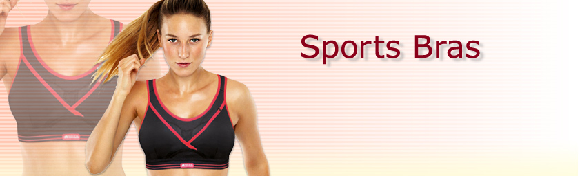 Sports Bras - Shop at Linda the Bra Lady for Sports Bras