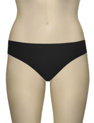 Sunsets Basic Sport Bikini Brief 25B - Black