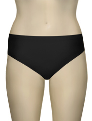 Sunsets Seamless High Waist Brief 30B - Black