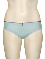 The Little Bra Company Georgette Boyshort PF002 - Sky / Sea Blue