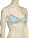 The Little Bra Company Georgette Underwire Bra F002 - Sky/Sea Blue