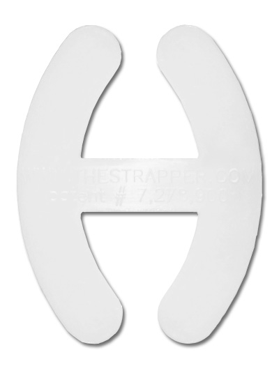 The Strapper Bra Strap Converter Original - White