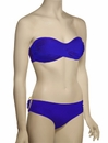 Vitamin A Modernist Bel Air Bandeau Bikini Top 011T - KLB
