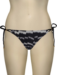 Vitamin A Modernist Gwyneth Tieside Bikini Bottom 46BC - CMP