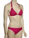 Voda Swim Envy Push Up Natural Stone Bikini Top E09 - Raspberry