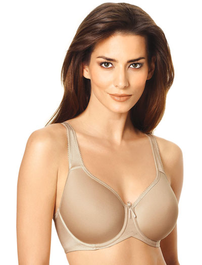 Wacoal Basic Beauty Spacer Contour Underwire Bra 853192 - Natural Nude