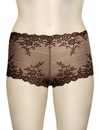 Wacoal Embrace Lace Boy Short 67491 - Mocha