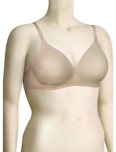Wacoal Keep It Classic Soft Cup Contour Bra 85618 - Nude