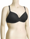 Wacoal Ultimate Side Smoother Contour Underwire Bra 853281 - Black