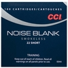 CCI 22 Short Smokeless Blanks: 20 Boxes/2000 Rounds