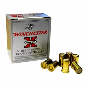 Winchester 32 Blanks: 1 Box/50 Rounds