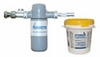 Wysiwash Sanitizer with Flow Control Valve & Caplets Combo