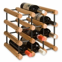 12 Bottle Wine Storage Racks