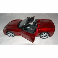 2005 Chevrolet Corvette (Red) Maisto Special Edition 1/18 Scale Diecas