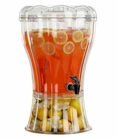 3 gallon beverage dispenser