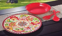 3 pc Melamine Server Set