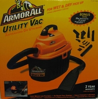 Armorall Utility Car Vac with Bonus accessories